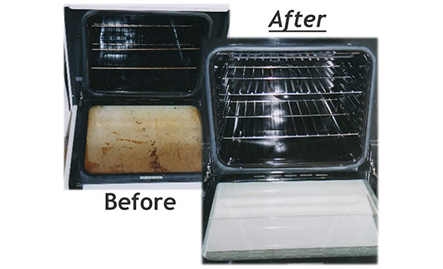 Oven cleaning Wimbledon, New Malden, Surbiton, Morden, South West London